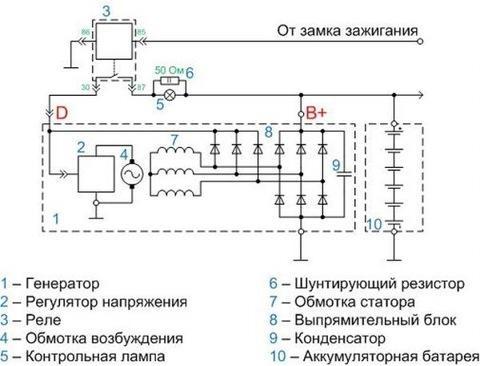 Схема подключения дополнительной печки фото 344